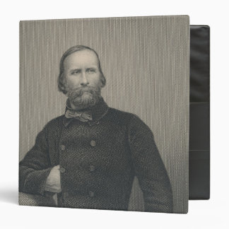 Giuseppe Garibaldi, engraved by D.J Pound Vinyl Binders