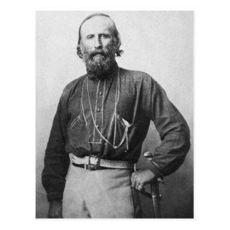 Giuseppe Garibaldi Tarjeta Postal