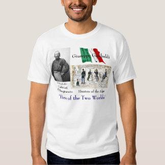 Giuseppe Garibaldi Tee Shirt