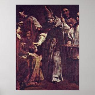 Giuseppe Maria Crespi - The Seven Sacraments Poster