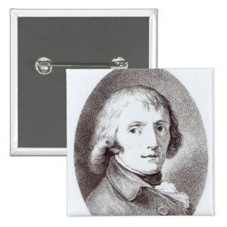 Giuseppe Parini Pinback Button