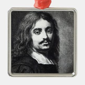 Giuseppe Ribera Metal Ornament
