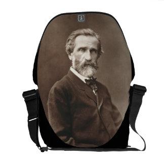 Giuseppe Verdi (1813-1901) de 'Galerie Contempor Bolsa Messenger