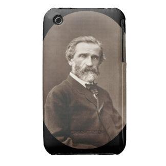Giuseppe Verdi (1813-1901) de 'Galerie Contempor iPhone 3 Case-Mate Carcasas