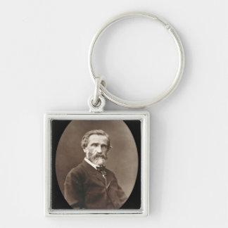 Giuseppe Verdi (1813-1901) de 'Galerie Contempor Llaveros