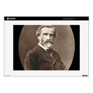 Giuseppe Verdi (1813-1901) de 'Galerie Contempor Skins Para 38,1cm Portátil