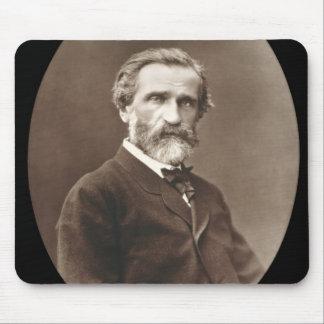 Giuseppe Verdi (1813-1901) from 'Galerie Contempor Mouse Pad