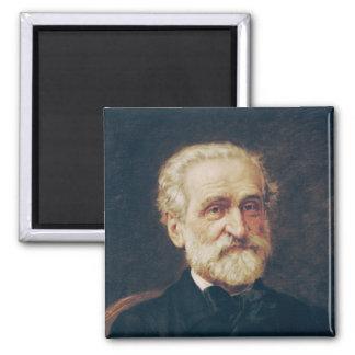 Giuseppe Verdi Fridge Magnet