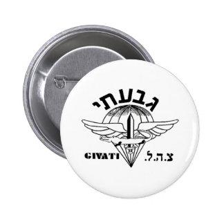 Givati Light Pinback Button