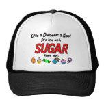 Give a Diabetic a Kiss Hat