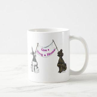 Give a Dog A Home Coffee Mug