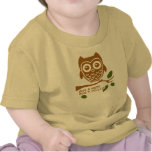 Give A Hoot - Don't Pollute Tshirts