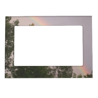 Give a Rainbow Magnetic Frame