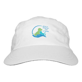 give a shelter pet a home headsweats hat