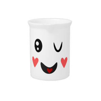 Give a Wink 2 Beverage Pitchers