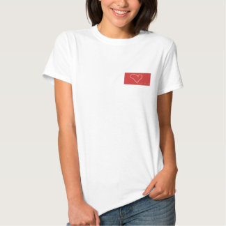 Give and love will be revealed: T-shirt - Medium