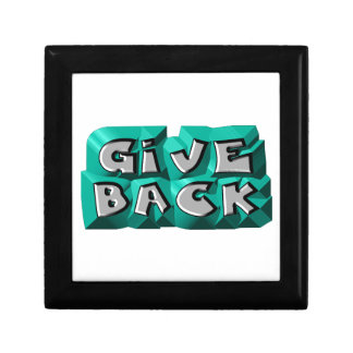 Give Back God Box Gift Boxes