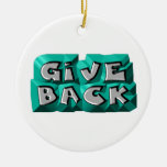 Give Back Ornaments