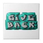 Give Back Tile