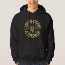 Give Bees a Chance Hoodie