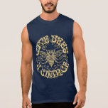 Give Bees a Chance Sleeveless Tees