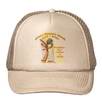 Give Birth to a Nation Trucker Hats