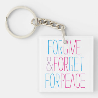 Give for Peace Keychain