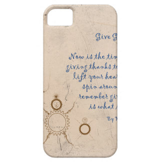 Give Glory To God iPhone SE/5/5s Case