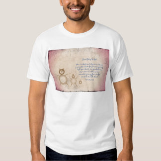 Give Glory to God Poem by Kathy Clark T-Shirt