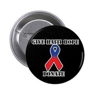 Give Haiti Hope Button