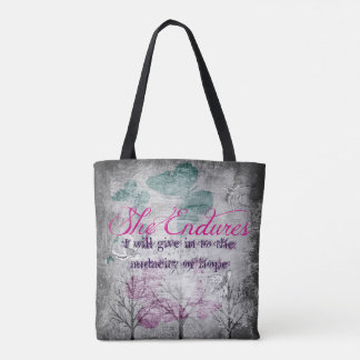 Give Into Hope Tote Bag