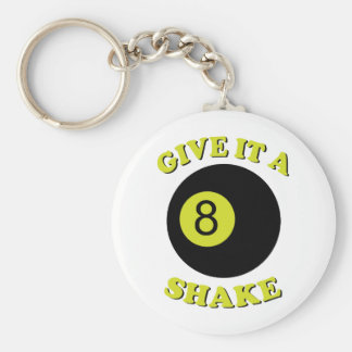 Give It A Shake Key Chains