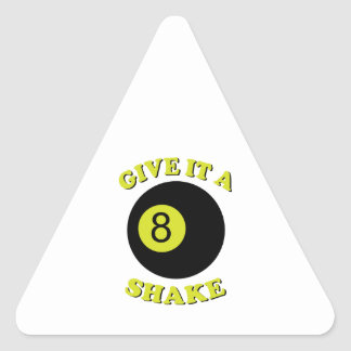 Give It A Shake Sticker