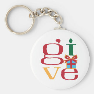 Give Key Chains