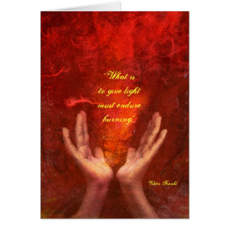 Give Light Greeting Cards