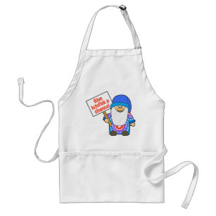 Give Lutefisk a Chance! Adult Apron