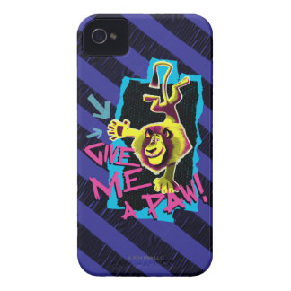 Give Me a Paw iPhone 4 Cover