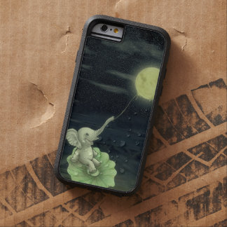 Give me a string, I will fly to the Moon! iPhone 6 Tough Xtreme iPhone 6 Case