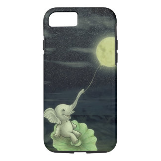 Give me a string, I will fly to the Moon! iPhone 7 iPhone 8/7 Case