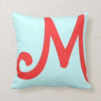 Give me an M Pillows