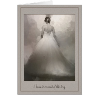 Give me away to Father of the Bride Card