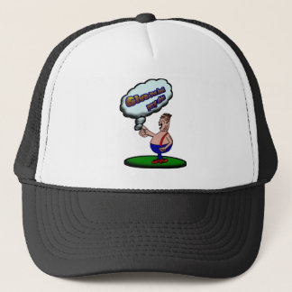 Give me back my shirt trucker hat
