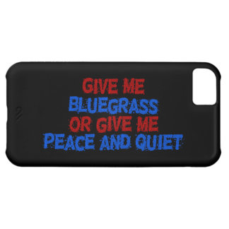Give Me Bluegrass, or... iPhone 5C Cover