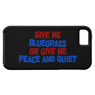 Give Me Bluegrass, or... iPhone SE/5/5s Case