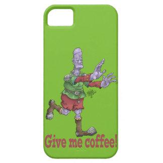 Give me coffee! Galaxy nexus case. iPhone SE/5/5s Case