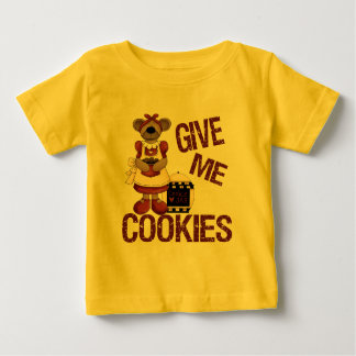 Give Me Cookies Tshirts