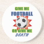 Give Me Football or Give Me Death Coasters