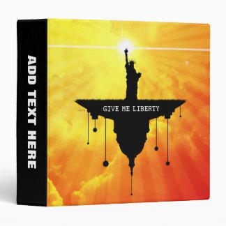 Give Me Liberty 3 Ring Binder