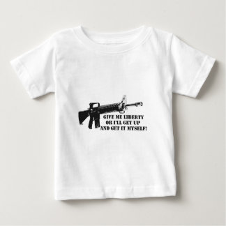 Give me Liberty A.png Infant T-shirt