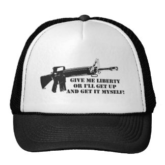 Give me Liberty A.png Trucker Hat